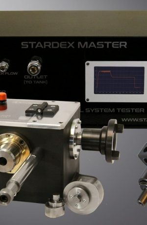 STARDEX CAM BOX ULTIMA inyectores bomba