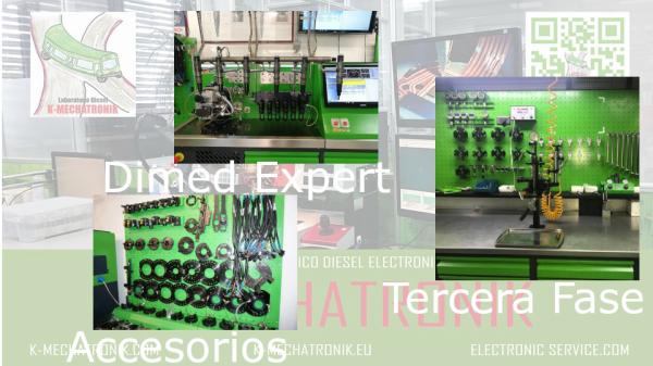 Laboratorio Dimed expert