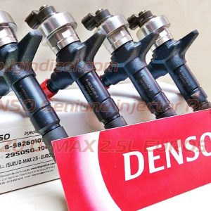 Inyector Common Rail Denso 095000-6760